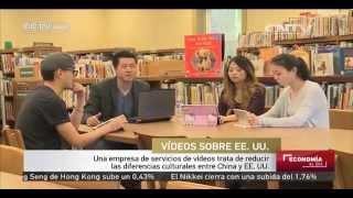 Una empresa de servicios de vídeos trata de reducir las diferencias culturales entre China y EE.UU.