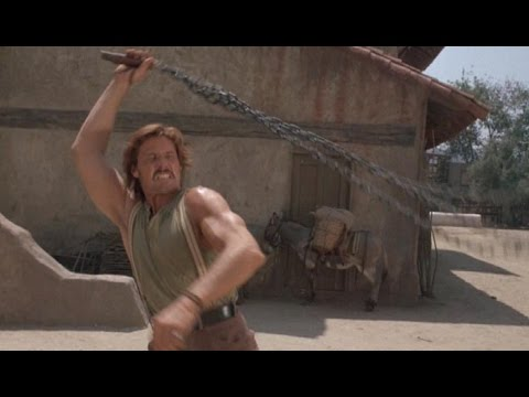 Kung Fu: Caine vs Chain Whip
