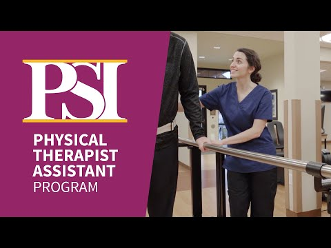 Physical Therapist Assistant Program at Professional Skills Institute
