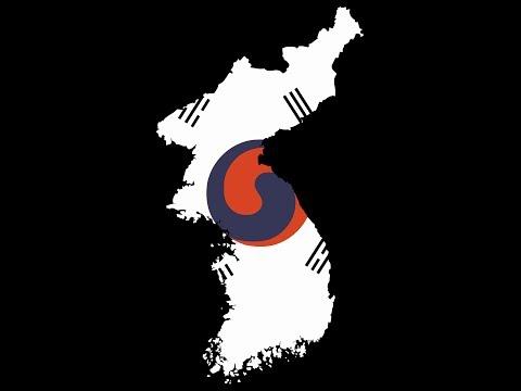 1 KOREA! North Korea & South Korea National Anthems