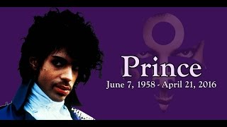 Prince: One Year Anniversary - A Tribute