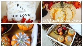 DIY Fall Room Decor Thumbnail