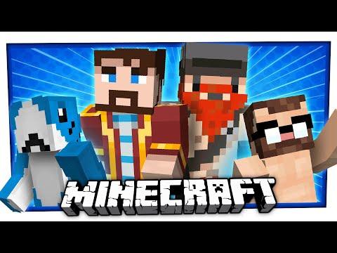 A NEW MINECRAFT SERIES! | Minecraft Dig Site #1