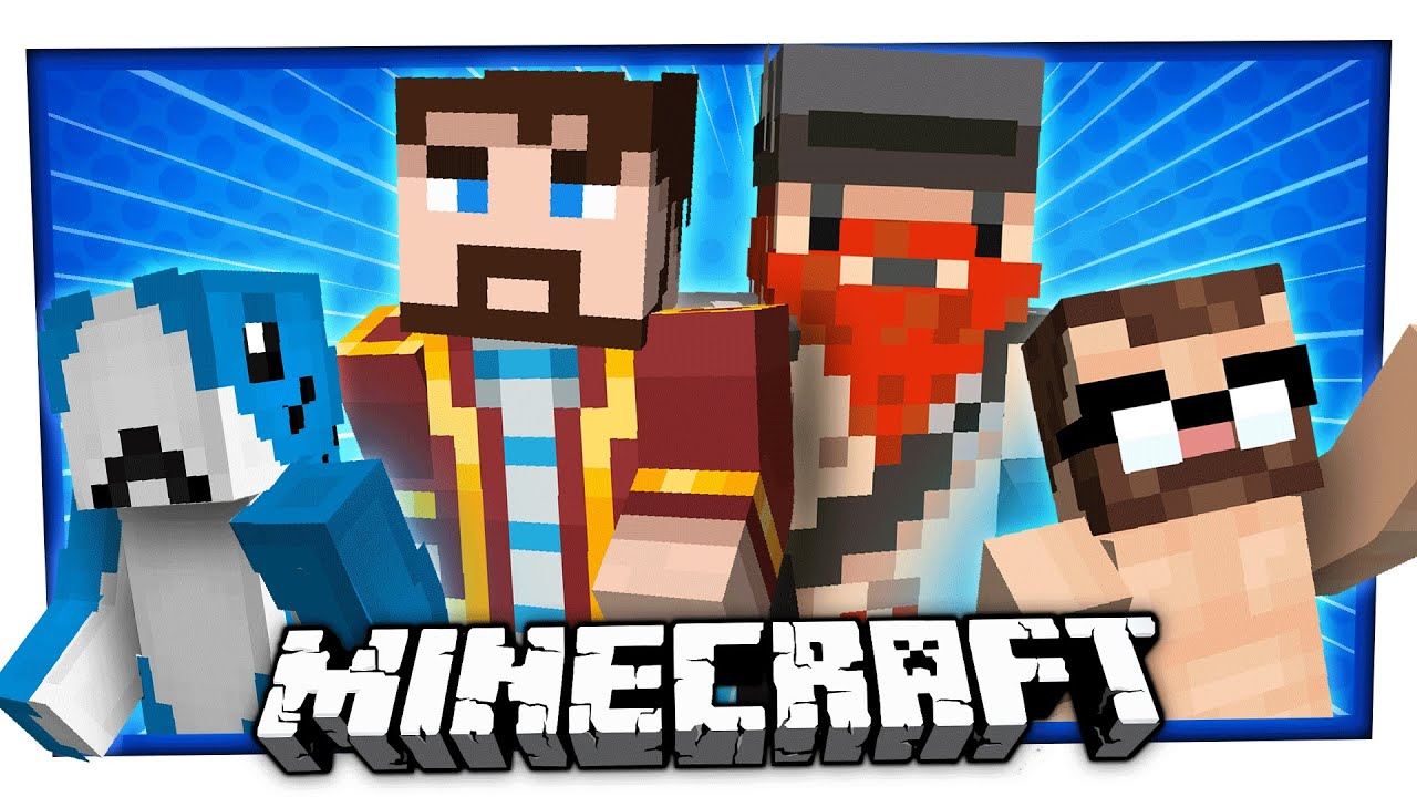 A New Minecraft Series Minecraft Dig Site 1 Youtube