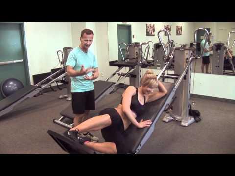 Executive Lifestyles Vancouver: Gravity Workout - Leg Exercises
