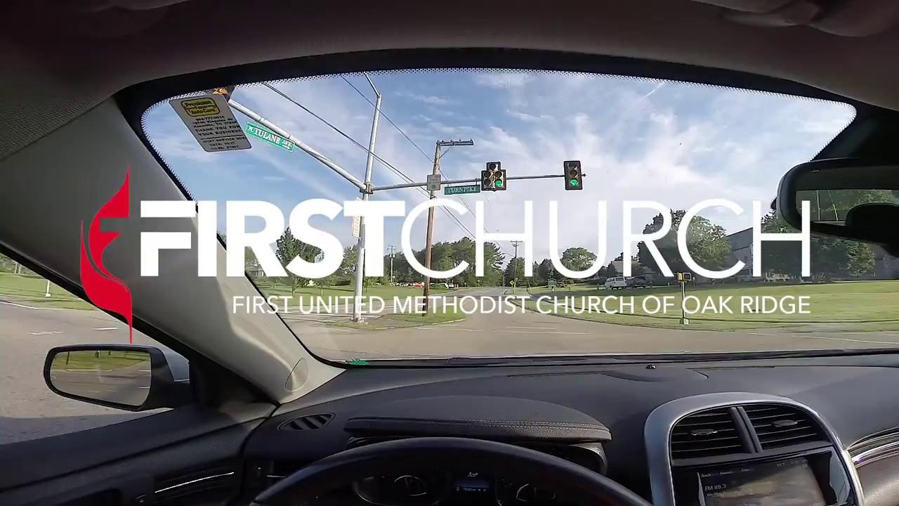 First Church - Virtual Tour