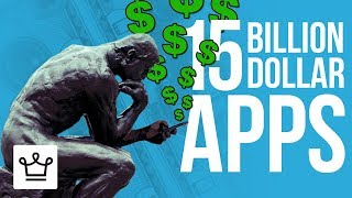 15 Apps Die De Moeite Waard Zijn Om Meer Dan 1 Miljard Dollar