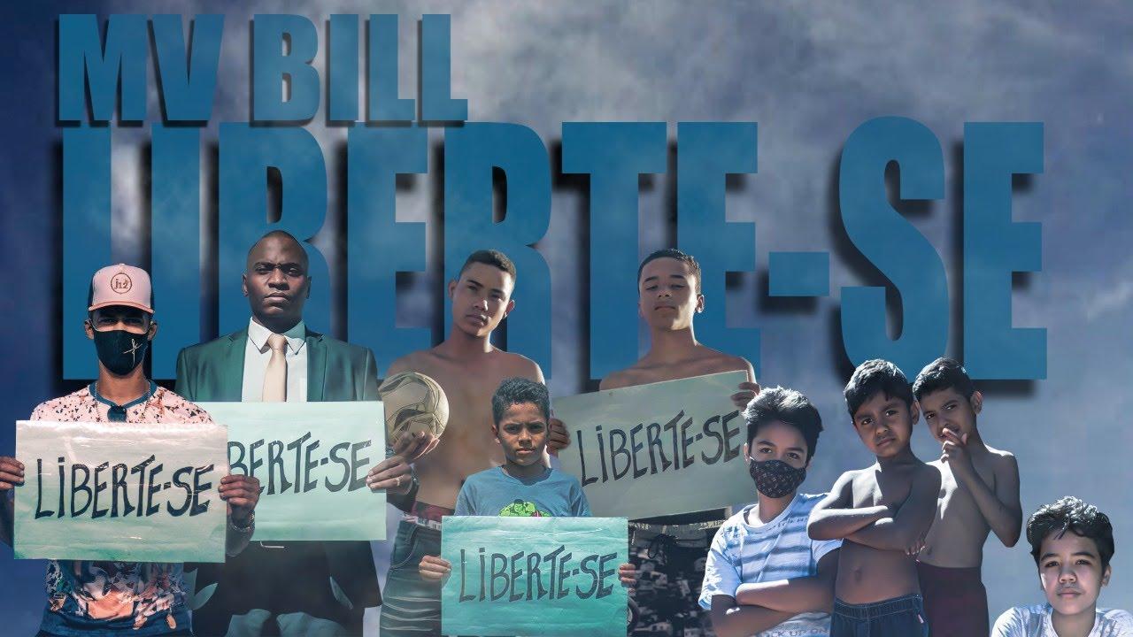 MV Bill  - LIBERTE- SE REMIX (Prod. Insanetracks)
