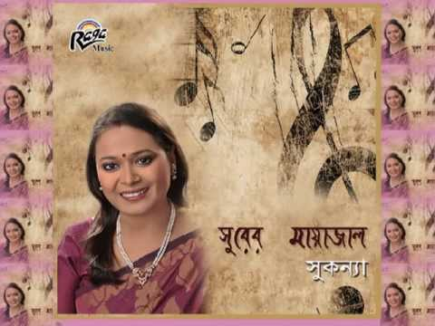 "Abhimane Ja Ja Bolechho, a song from Album ""SURER MAYAJAL"" of SUKANYA"