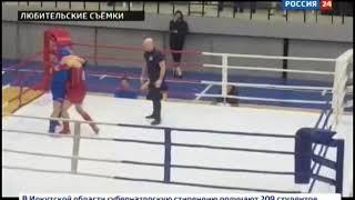 Усольский боец Максим Буторин стал чемпионом Сибири по тайскому боксу