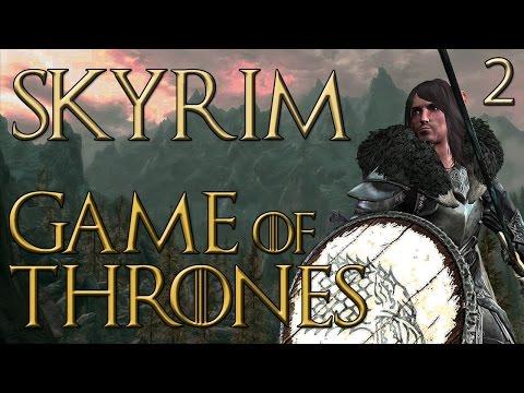Skyrim: Game of Thrones Mod Playthrough {Part 2} ~ King's Landing