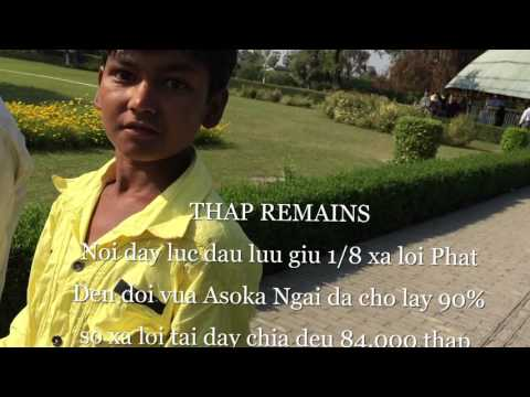 BUOC CHAN AN LAC tren dat PHAT _  3/4 _ Vieng VAISALY
