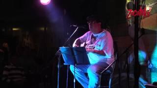 Concierto de Armando Palomas en Home Run - Zacatecas (Marzo 2013)