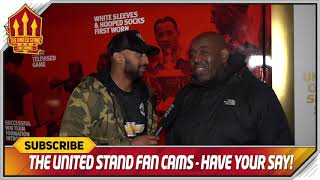 ROBBIE - Lingard needs to CHILL OUT!   Arsenal 1-3 Manchester United FanCam