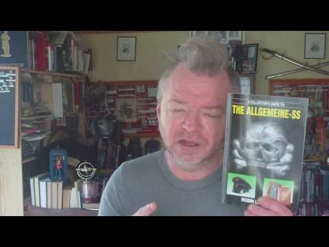 BOOK REVIEW,A COLLECTORS GUIDE TO THE ALLGEMEINE SS, ROBIN LUMSDEN