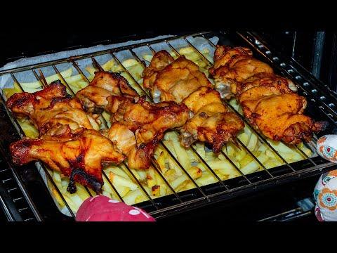 voici-comment-préparer-les-cuisses-de-poulet-croquantes-et-très-savoureuses!|-savoureux.tv