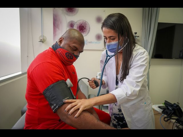Rampage Jackson Sees Improvements After ONE Stem Cell Treatment!