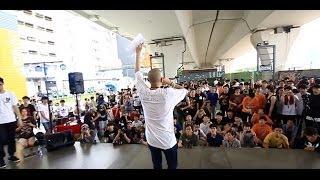 Respect Our Heroes | Hong Kong Bboys (R16 Hong Kong Qualifier 2014)