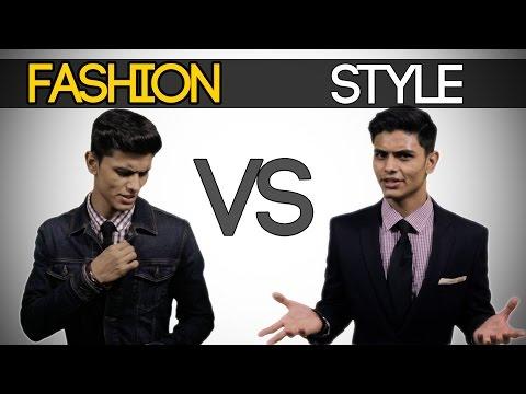 FASHION VS STYLE | Can You Mix and Match Style and Fashion? | Mayank Bhattacharya