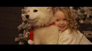 Самое красивое Новогоднее семейное видео! Лучший подарок на новый год 2017!