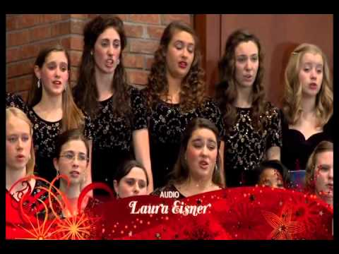 Peaceful Silent Night - Angels Sing 2013