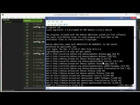 Vagrant Beginner (Part 1)