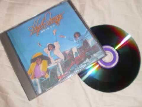 High Inergy Boomerang Love 1980