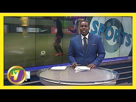 Jamaica's Reggae Boyz Hunting Win in Friendly International  - June 6 2021