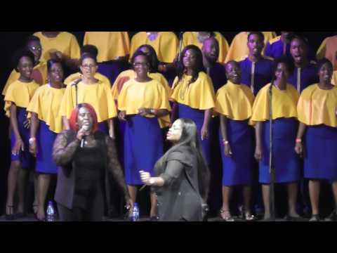 Sinach - Way Maker - Live from Grenada