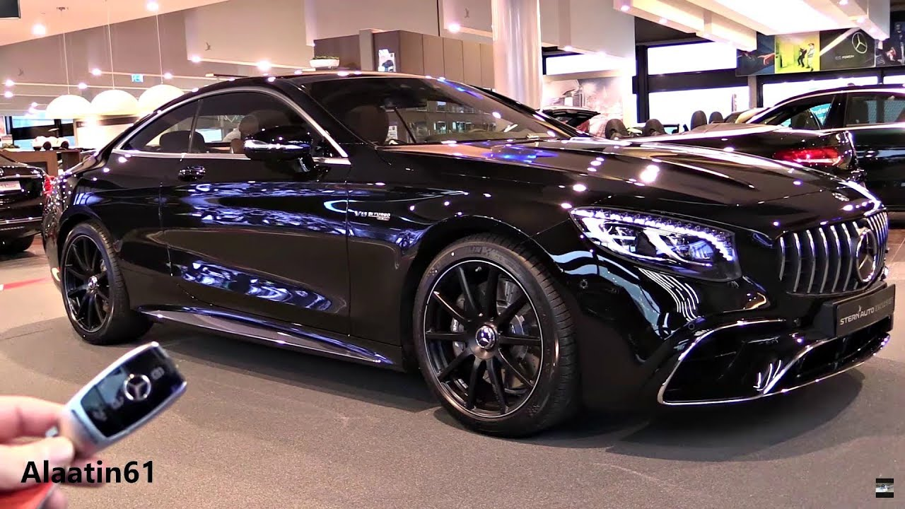 mercedes s class coupe 2018 new review amg s63 4matic. Black Bedroom Furniture Sets. Home Design Ideas