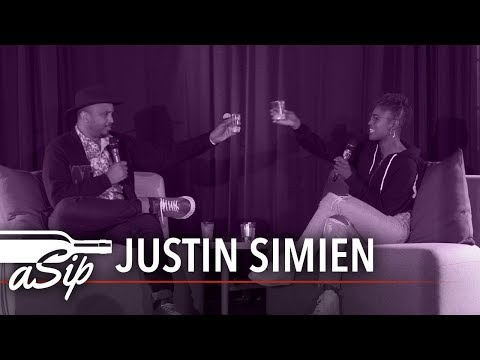 A SIP with Justin Simien