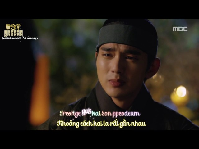 [FMV Vietsub Master of the Mask OST] Cant you hear my heart - Kim So Hyun