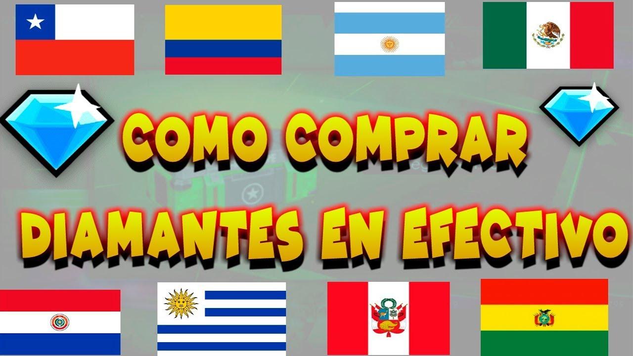 4361e3de058a COMO COMPRAR DIAMANTES EN FREE FIRE CON EFECTIVO-COLOMBIA - YouTube