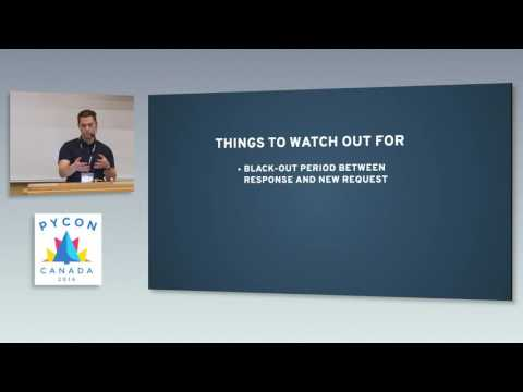 Building the Real-time Web with Python and aiohttp (Steven Seguin)