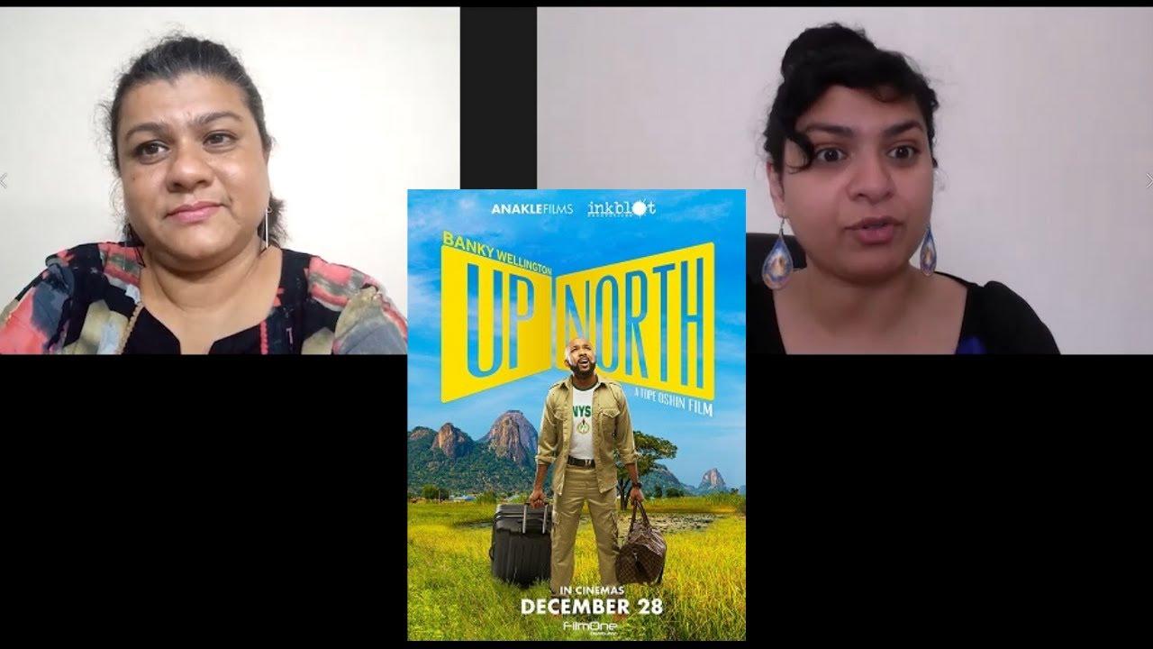 Download Nigerian Movie Trailer Reaction | Up North