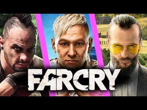 FARCRY, LA SÉRIE QUI DÉCHIRE TOUT !!! -Retrospective FarCry-