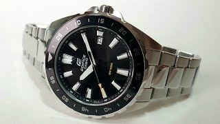 casio Edifice EFV-130-1A. Обзор\Review