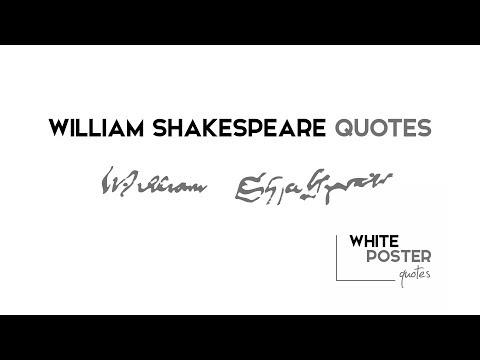 BEST 12 William Shakespeare Audio Quotes Design / WPQ
