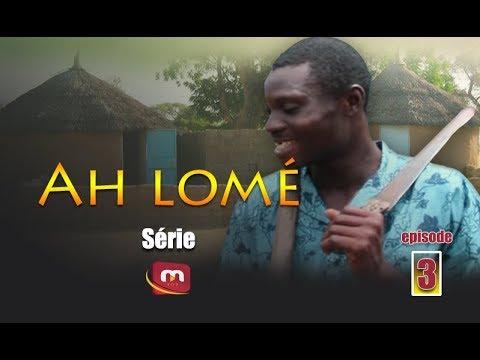 Série Togolaise - Ah Lome - Episode 3