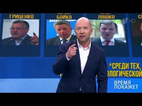 Рейтинг Порошенко. Время покажет. 12.03.2019
