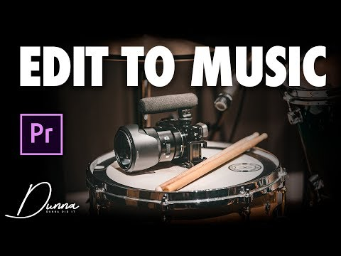 How To Edit Videos to Music   Make Your Videos Better with Sync Cuts