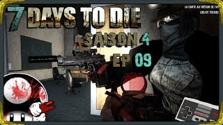 👿 7 DAYS TO DIE SAISON 4 EP09 🔪 ON A ENFIN L'ELECTRICITÉ ! Feat NAGATO [PC-FR-720P-60FPS]