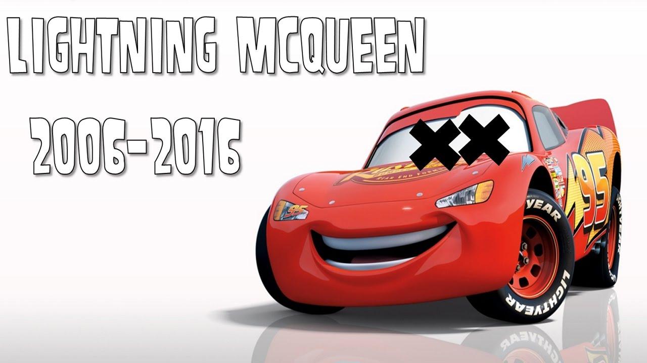 New Cars For 15k Or Less >> Lightning McQueen Dies in Cars 3 (Death Scene) - YouTube