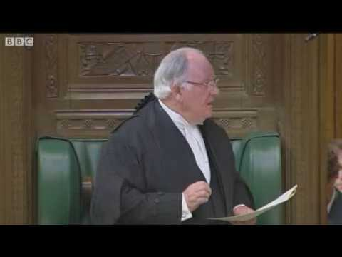 MP questions Speaker's authority