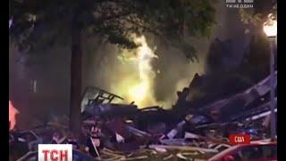 У США вибухнув та загорівся житловий комплекс у місті Сілвер-Спрінг(UA - У США вибухнув та загорівся житловий комплекс у місті Сілвер-Спрінг. Під час пожежі постраждало три деся..., 2016-08-11T14:33:19.000Z)