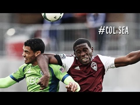 HIGHLIGHTS: Colorado Rapids vs. Seattle Sounders   Oct. 5, 2013