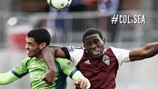 HIGHLIGHTS: Colorado Rapids vs. Seattle Sounders | Oct. 5, 2013