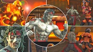 [TAS] Mortal Kombat Armageddon - Liu Kang (PS2)