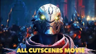 Darksiders Genesis All Cutscenes Full Game Movie 2019