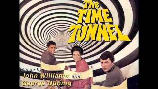 THE TIME TUNNEL SOUNDTRACK-John Williams-TO THE TUNNEL-FULL SCORE